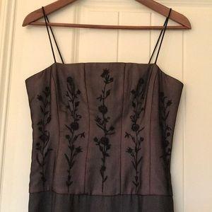 Phoebe For Kay Unger Vintage Chiffon Dress
